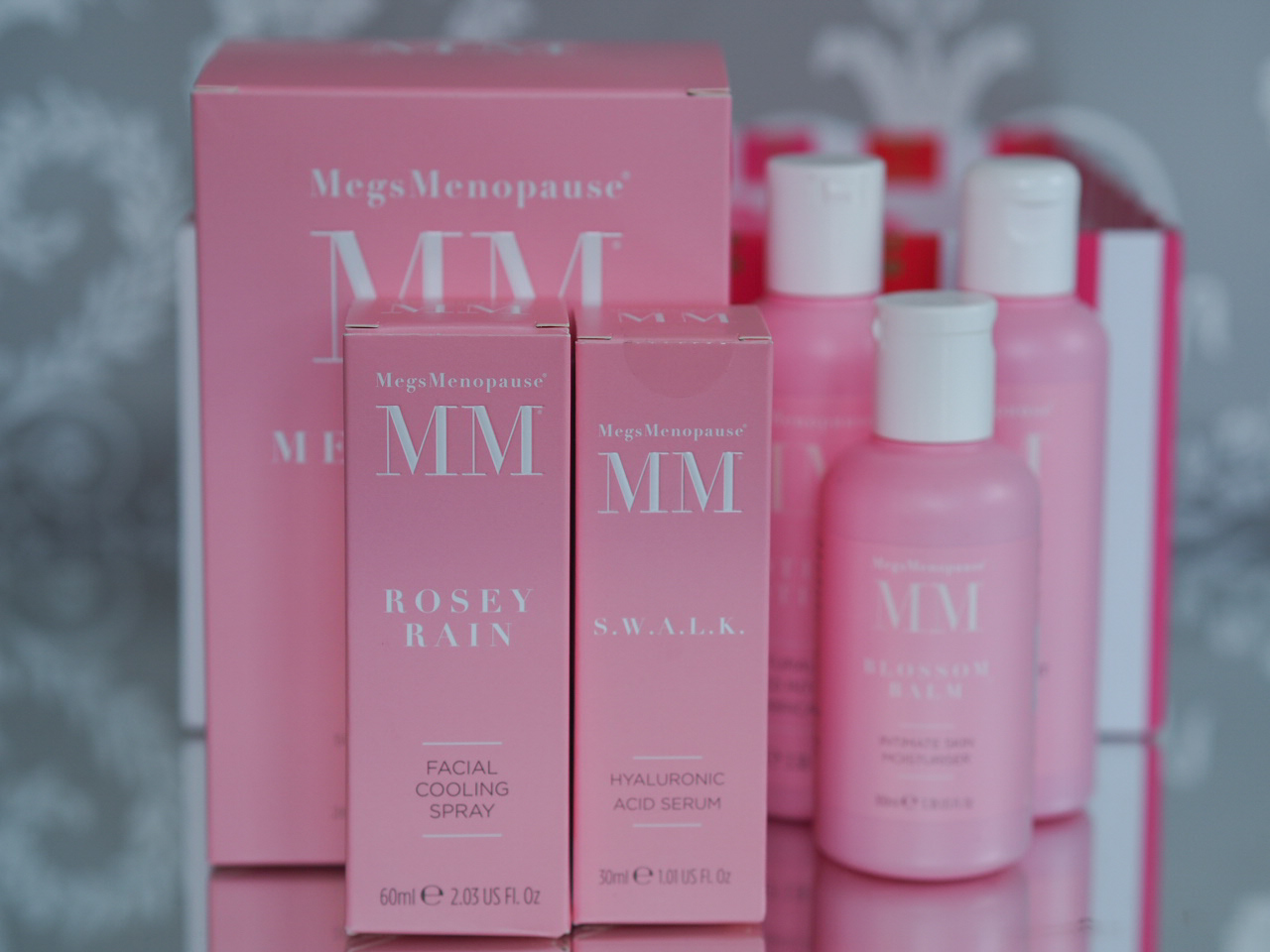 megs menopause