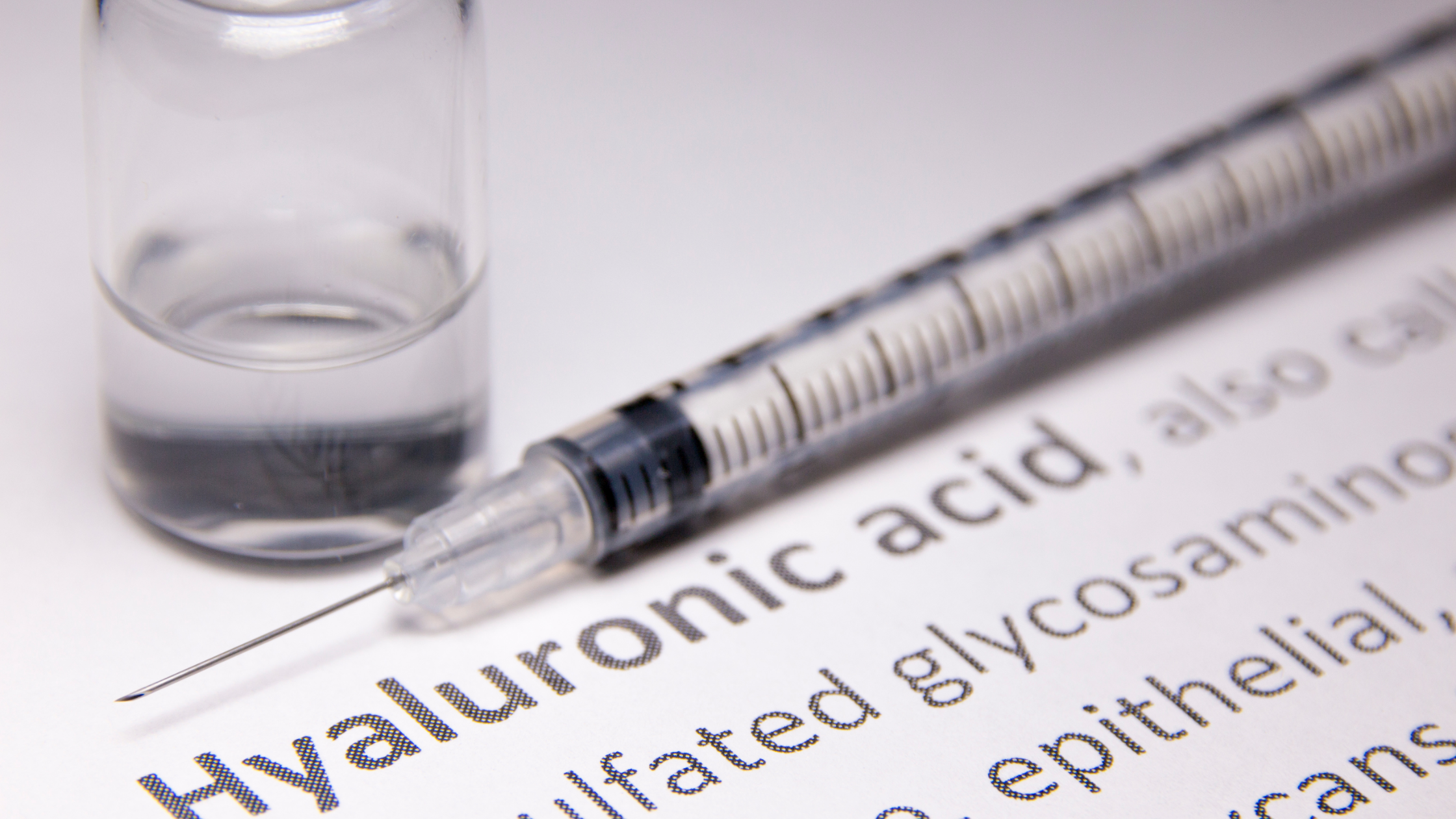 Hyaluronic Acid for the Vagina